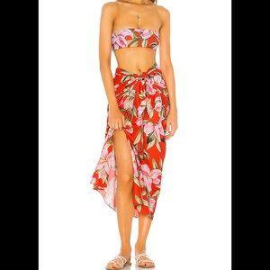 Mara Hoffman Izzi Swim Cover Up/Skirt